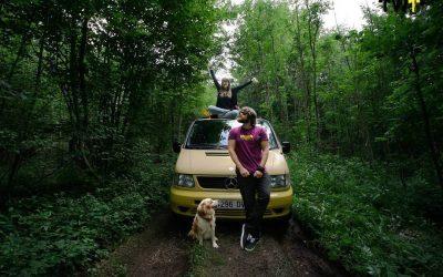 VANTALKS – VIDAS QUE INSPIRAN con TheWalkingTravel