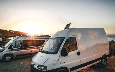 Algarve en furgoneta